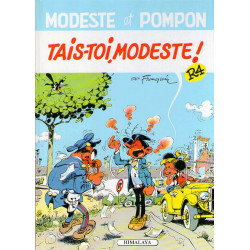 Modeste et Pompon (R4) - Tais-toi Modeste