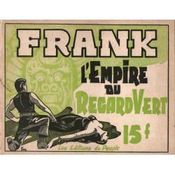 Frank (2) - L'empire du regard vert