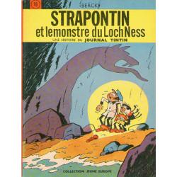Strapontin (2) - Strapontin et le monstre du Loch Ness