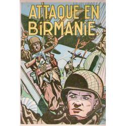 Buck Danny (6) - Attaque en Birmanie