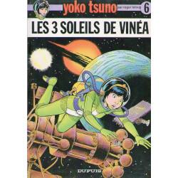 Yoko Tsuno (6) - Les 3 soleils de Vinéa