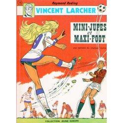 Vincent Larcher (4) - Mini jupes et maxi foot