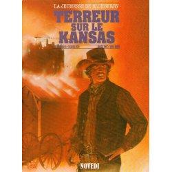 La jeunesse de Blueberry (6) - Terreur sur le Kansas