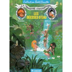 La croisière fantastique (2) - Les déesses d'eau
