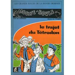 Mousse et Boule (3) - Le trajet du Tétrodon