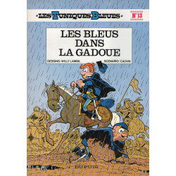 Les tuniques bleues (13) - Les bleus dans la gadoue