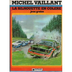 Michel Vaillant (33) - La silhouette en colère