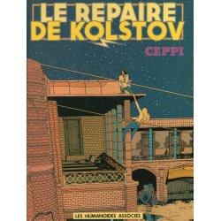 Stéphane Clément (3) - Le repaire de Kolstov