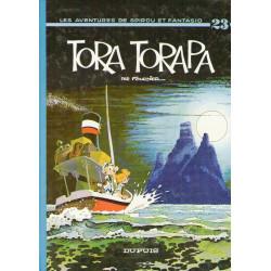Spirou et Fantasio (23) - Tora Torapa