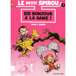 Le petit Spirou (HS) - Dis bonjour à la dame