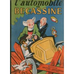 Bécassine (14) - L'automobile de Bécassine