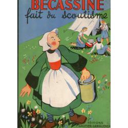 Bécassine (17) - Bécassine fait du scoutisme
