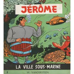 Jérôme (8) - La ville sous-marine