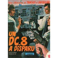 Tanguy et Laverdure (18) - Un dc-8 a distaru