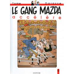 Le gang Mazda (6) - Le gang Mazda accélère