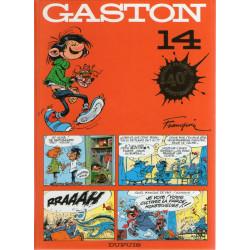 Gaston Lagaffe (14) - 40e anniversaire