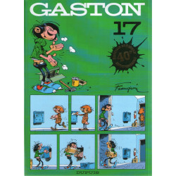 Gaston Lagaffe (17) - 40e anniversaire