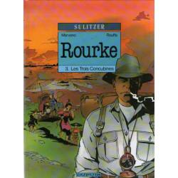 Rourke (3) - Les trois concubines