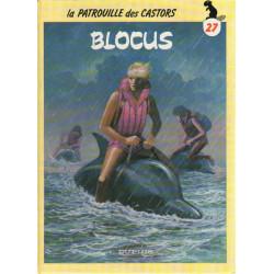 La patrouille des Castors (27) - Blocus