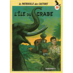 La patrouille des Castors (26) - L'île du crabe