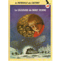 La patrouille des Castors (28) - Le calvaire du mort pendu