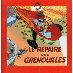 Fripounet et Marisette (1) - Le repaire de grenouilles