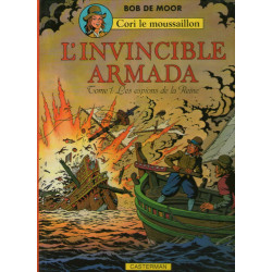 Cori le moussaillon (2) - L'invincible armada (1) - Les espions de la reine