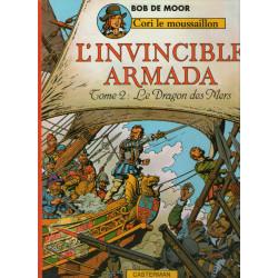 Cori le moussaillon (3) - L'invincible armada (2) - Le dragon des mers