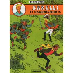 Barelli (2) - Barelli et les agents secrets