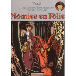 Adèle Blanc-Sec (4) - Momies en folie