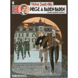 Victor Sackville (11) - Piège à Baden-Baden