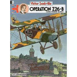 Victor Sackville (12) - Opération Z26-B