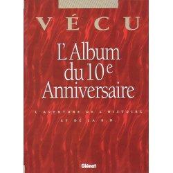 Collection Vecu (HC) - L'album du 10e anniversaire