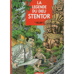 Tripp - La légende du dieu Stentor