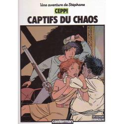 Stéphane Clément (7) - Captifs du chaos