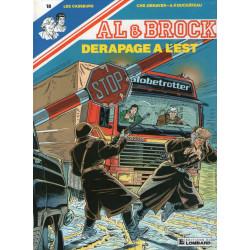 Les casseurs - Al et Brock (18) - Dérapage à l'est