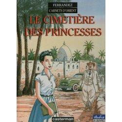 Carnets d'Orient (5) - Le cimetière des Princesses