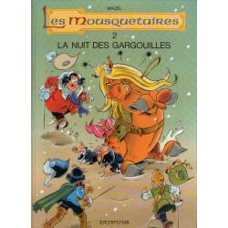 Les mousquetaires (4) - La nuit des gargouilles