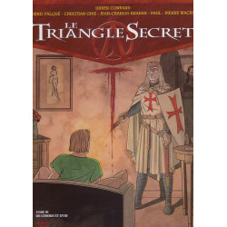 Le Triangle Secret (3) - De cendre et d'or