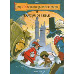 Les mousquetaires (5) - La tour de Nesle