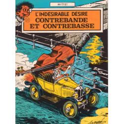 L'indésirable Désiré (4) - Contrebande et contrebasse