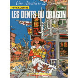 Franka (5) - Les dents du dragon (2)