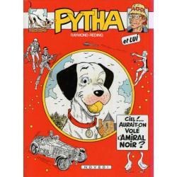 Pytha (1) - Ciel aurait-on volé l'amiral noir