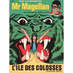 Mr Magellan - L'île des Colosses