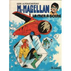 Mr Magellan (8) - La mer à boire