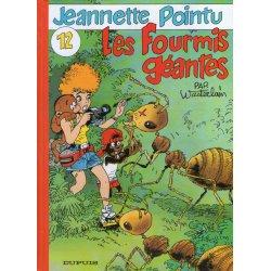 Jeannette Pointu (12) - Les fourmis géantes