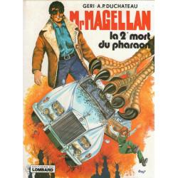 Mr Magellan (6) - La 2e mort du Pharaon