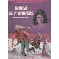 Karga (1) - Karga le 7e univers