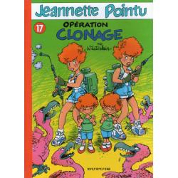 Jeannette Pointu (17) - Opération clonage