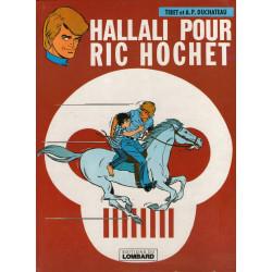 Ric Hochet (28) - Hallali pour Ric Hochet